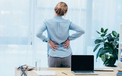 6 Ways To Help Low Back Pain While At The Office